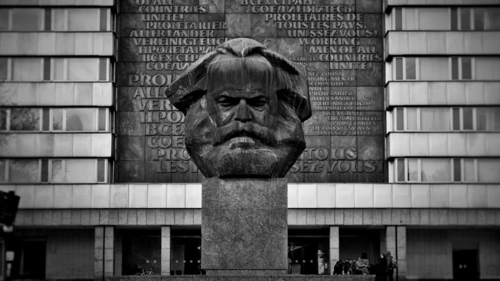 Toomas Hiio: Grim spectre of Karl Marx's teaching