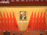 Participation of the European Commission's leader in Marx's birthday party is ignorance of victims of communism.
