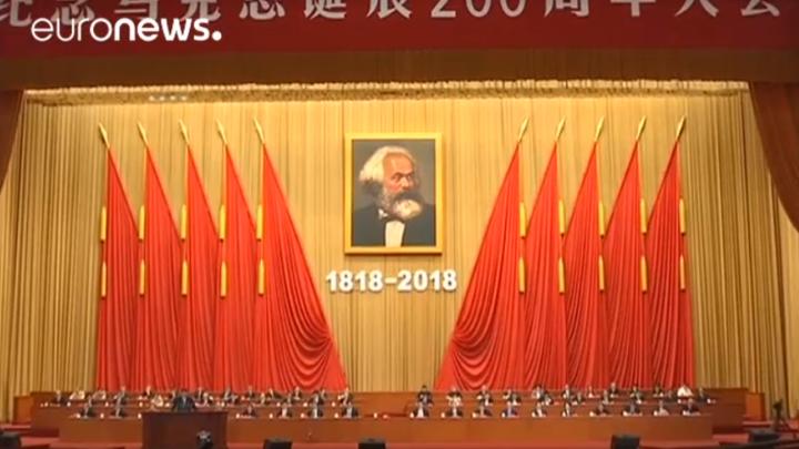 Euroopa Komisjoni juhi osavõtt Marxi sünnipäevapeost on kommunismiohvrite ignoreerimine